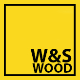 Was wood logo yellow and black