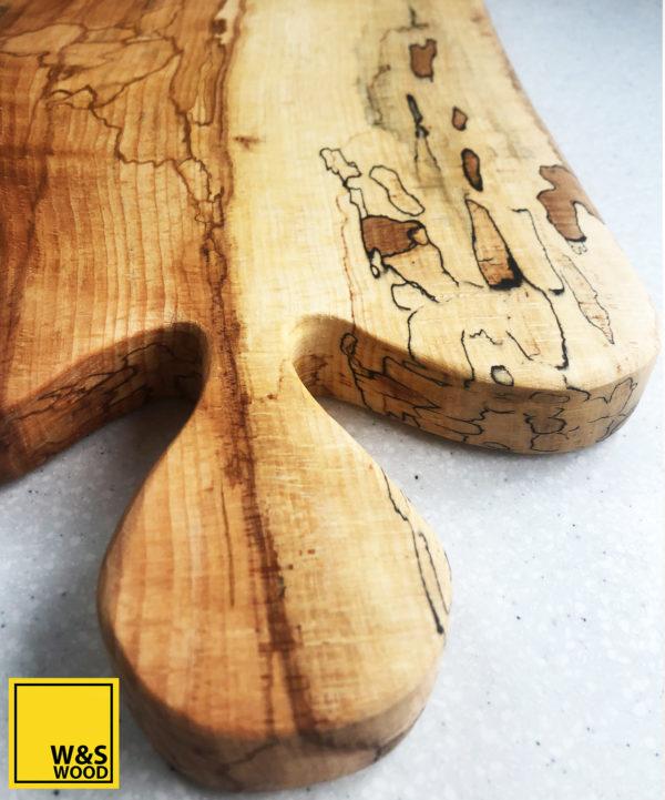 lovely beech chop board
