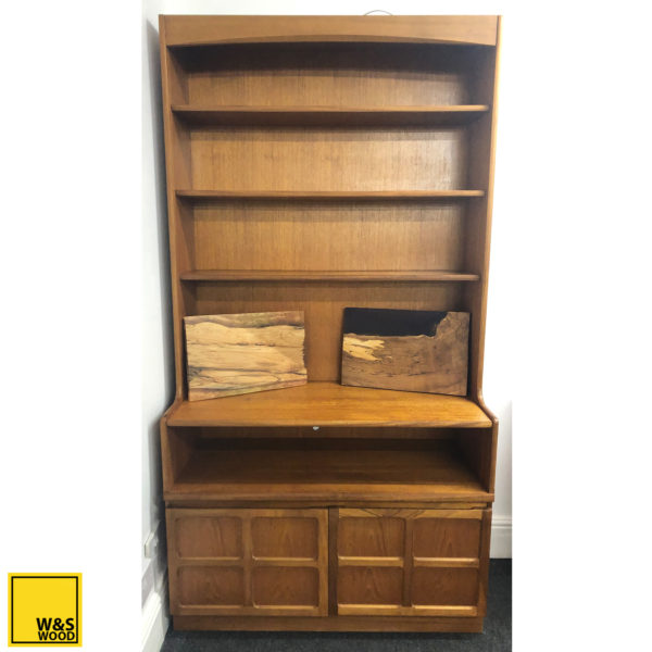 Nathan Bookcase front