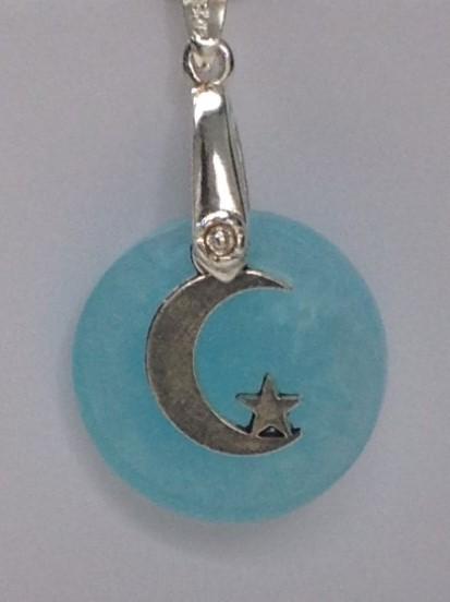December moon n star